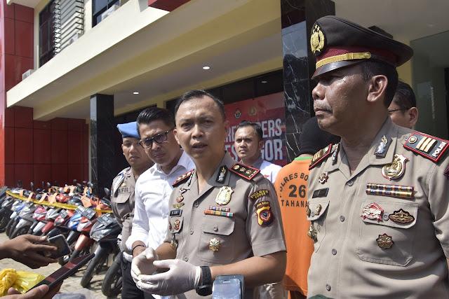 Polisi Tangkap Pelaku Pembunuhan Wanita Pemandu Lagu Di Megamendung Puncak