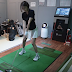 Let's play Screen Golf with SNSD Sooyoung (English Subbed)