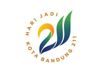 Tema dan Arti Logo Hari Jadi Kota Bandung ke-211 Sabtu 25 September 2021