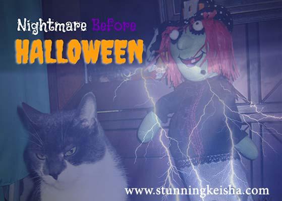 Feral Friday: Nightmare B4 Halloween