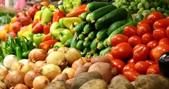 Как похудеть на овощах за месяц