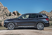 BMW X3 xDrive30d xLine (2018) Side