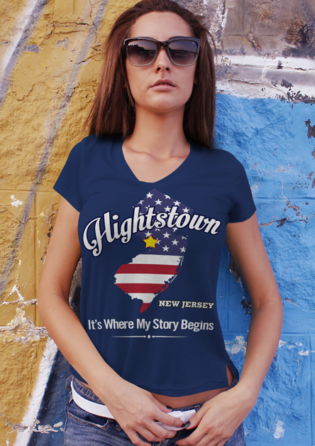 Hightstown NJ women shirt