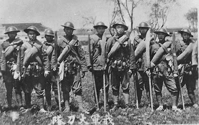 Second Sino-Japanese War Podao