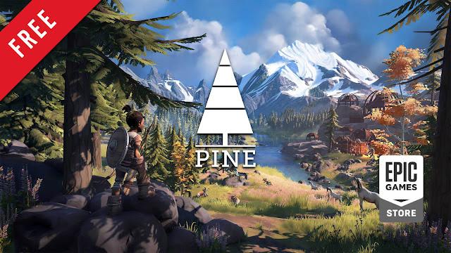 pine free pc game epic games store 2019 open-world adventure game twirlbound kongregate
