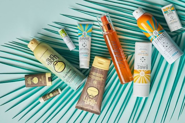perbedaan chemical sunscreen dan physical sunscreen