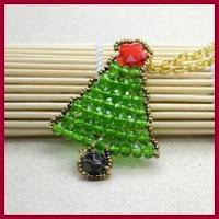 Colgante árbol de Navidad