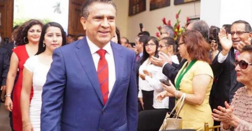 MANUEL LLEMPÉN: Gobernador de La Libertad priorizará sector educación, salud y reconstrucción