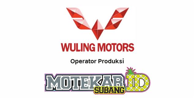 Lowongan Kerja PT SGMW Motor Indonesia (Wuling) Februari 2021 - Motekar Subang