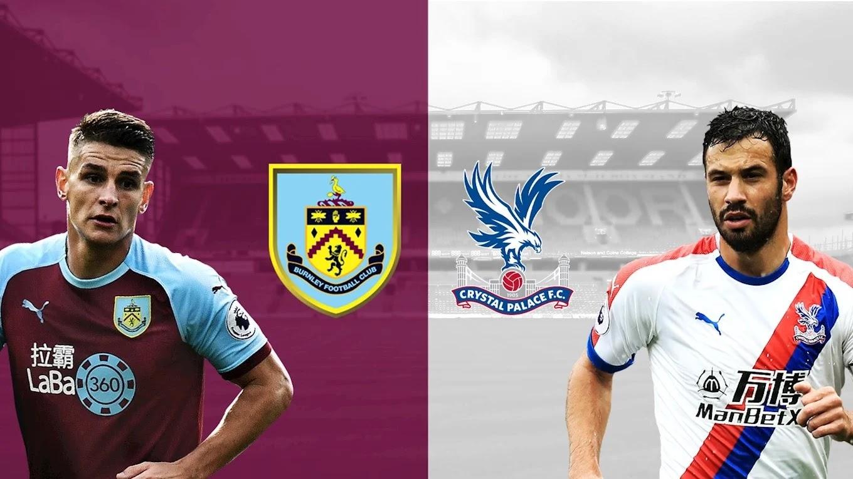 موعد مباراة كريستال بالاس وبيرنلي اليوم 29-06-2020 في الدوري الانجليزي