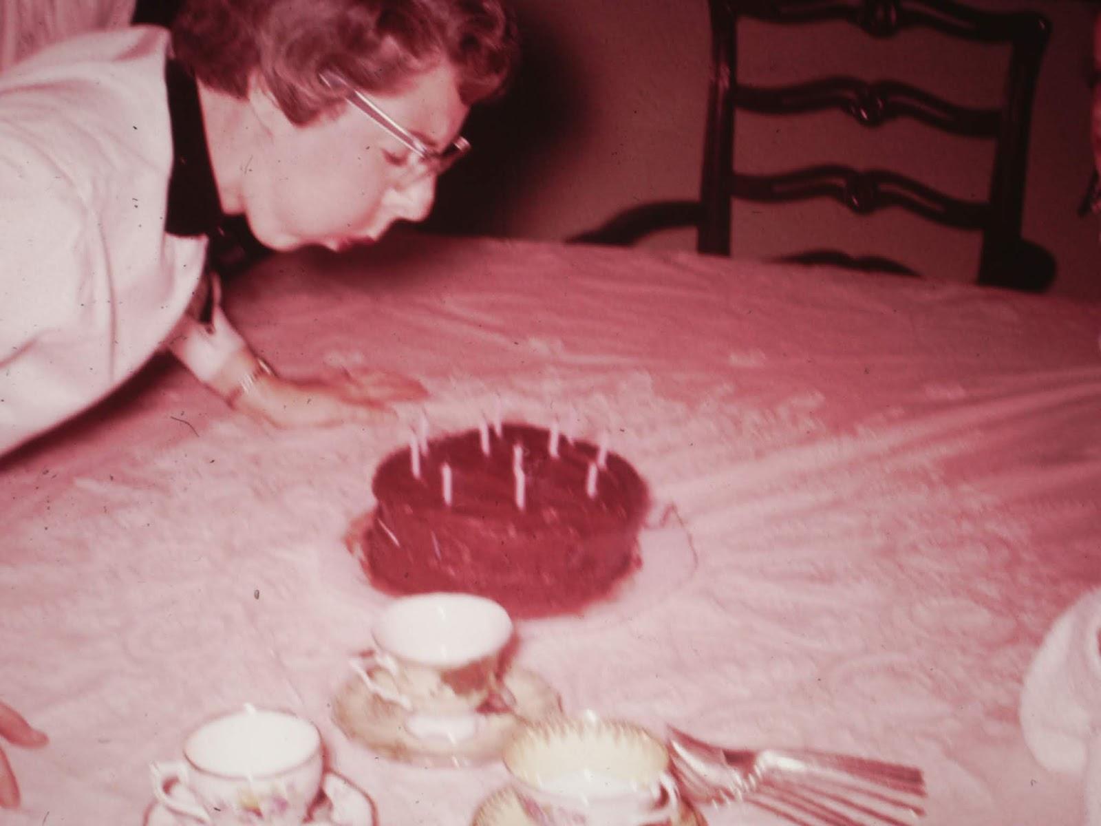 Happy 94th Birthday Mom