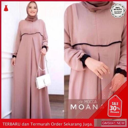 GMS041 ALFRK041M56 Moana Dress Basic Reinn Dropship SK0418293044