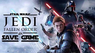 Star Wars Jedi Fallen Order Save Game