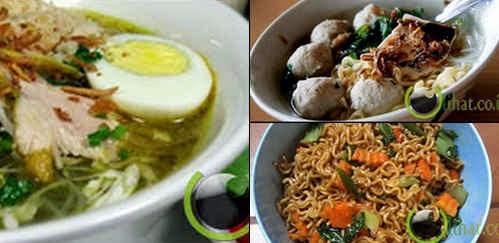 5 Makanan yang Ternyata bukan dari Indonesia