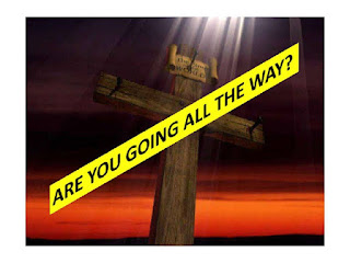 Seeds Of Destiny: 31 May 2020 - Going All The Way With God; The Temptation
