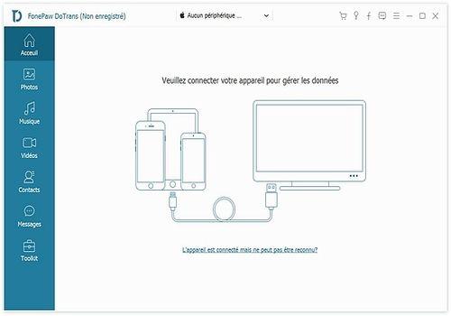 FonePaw DoTrans 1.7.0 - Quản lý dữ liêu Iphone, Ipad