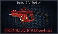 Kriss S.V Turkey