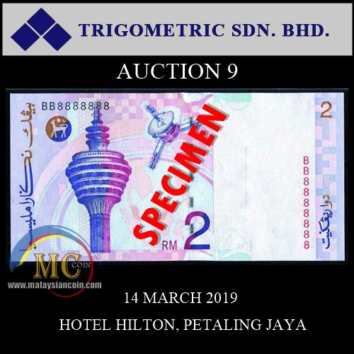 Trigometric Auction 9