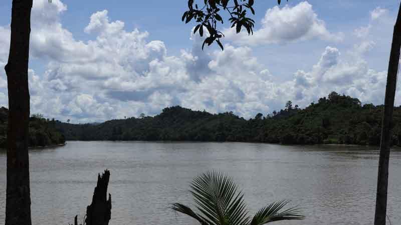 Sungai Terpanjang di Kalimantan