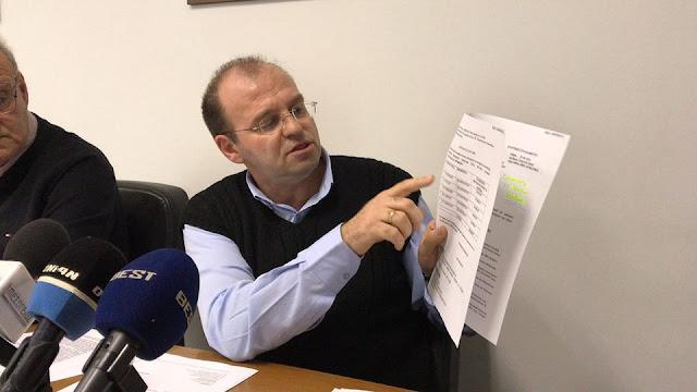 """Διοικητής του Νοσοκομείου Καλαμάτας: """"Να μας πει ο κ.Τατούλης ένα έργο Υγείας που ολοκληρώθηκε από την Περιφέρεια"""""""