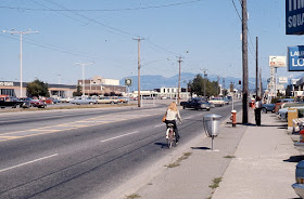No.3 Road in the 1970s