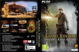 LINK Adam Venture 3 Revelations PC GAMES CLUBBIT