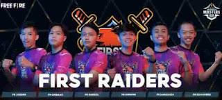 Fakta Para Pemain First Raiders yang Harus Kamu Tahu