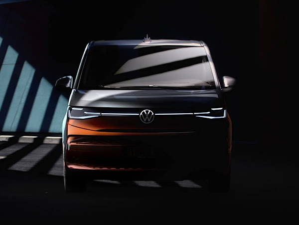 Nova Volkswagen Multivan 2022 será apresentada em breve
