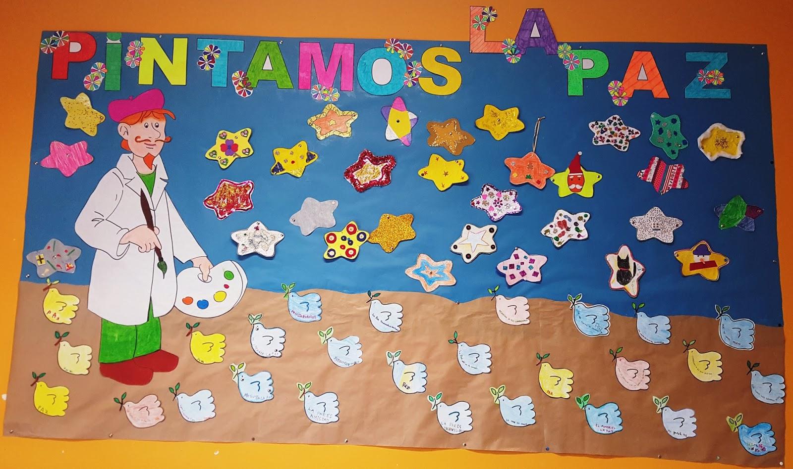 Rincón De Infantil Día De La Paz: El Rinconcito De Infantil: CELEBRANDO LA PAZ