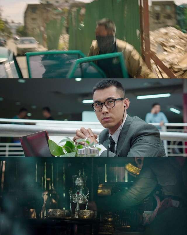 Operación Mekong (2016) HD 1080p y 720p Latino