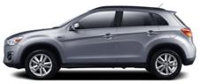 Gambar Mitsubishi Outlander Sport