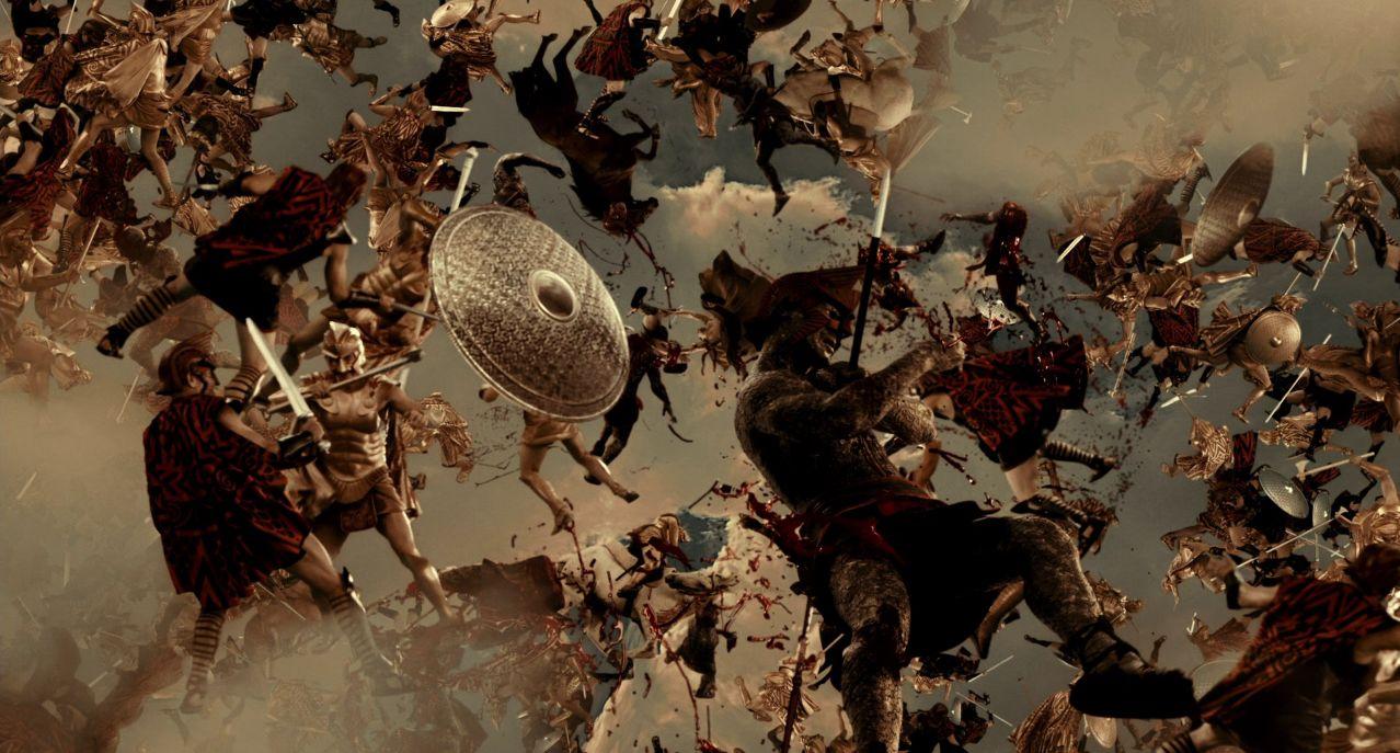 Como os Olímpicos Derrotaram os Titãs?