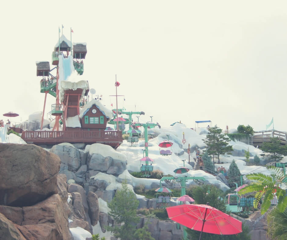 Top 7 Things You Should Do At Blizzard Beach, Walt Disney World | For the thrill seekers head to Summit Plummet!