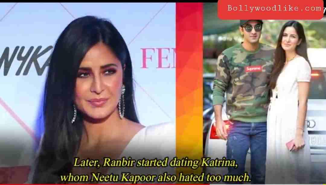 Kaitrina kaif with ranbir kapoor