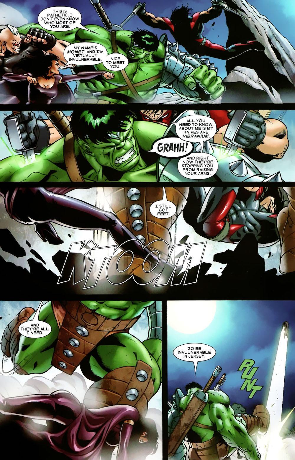 Hulk Punt