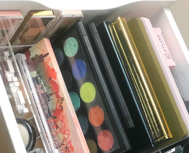 TidyUps Make-Up Organizer Schubladen Malm Alex Ikea