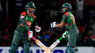 Tamim Iqbal 74 - West Indies vs Bangladesh 2nd T20I 2018 Highlights