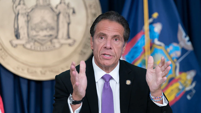 NY Gov. Cuomo Shunned Experts, Embraced Lobbyists, Drove Top Health Officials To Quit Over Pandemic Response: Report