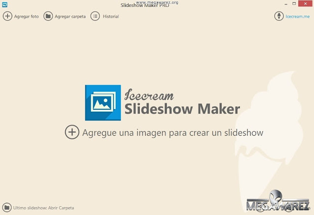 Icecream Slideshow Maker PRO imagenes