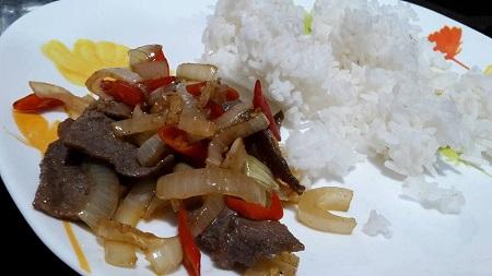 Resepi Daging Jeruk Sedap!! (MsB)