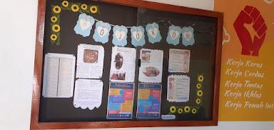 Majalah Dinding Dharma Wanita BPKP Bengkulu