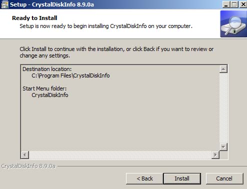 Hướng dẫn cài đặt CrystalDiskInfo 8.9.0a cho máy tính win 7/8/10/XP e
