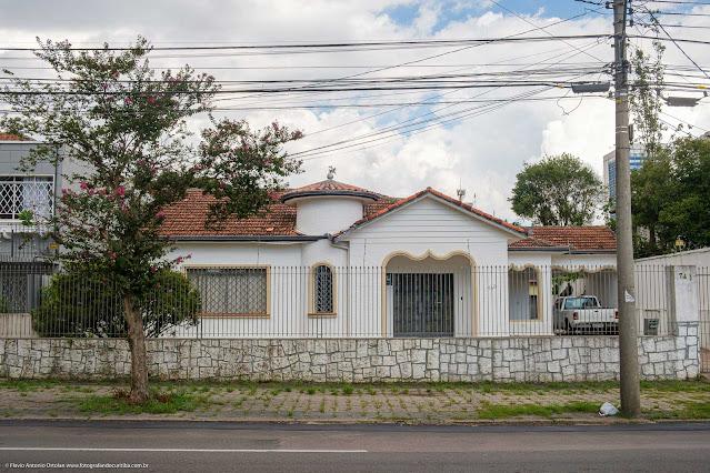 Casa na Rua José de Alencar.