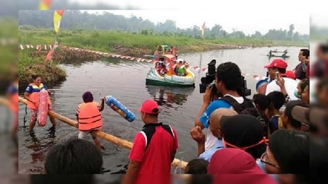 Menelusuri Bay Park di Kabupaten Rohil, Riau