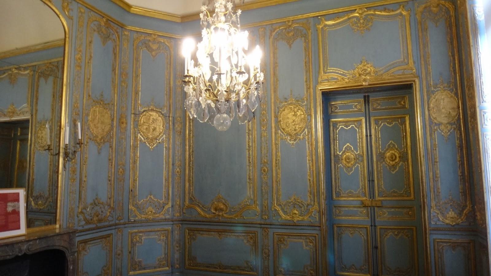 Paris bise art h tel de rohan 2 for Salon de musique strasbourg