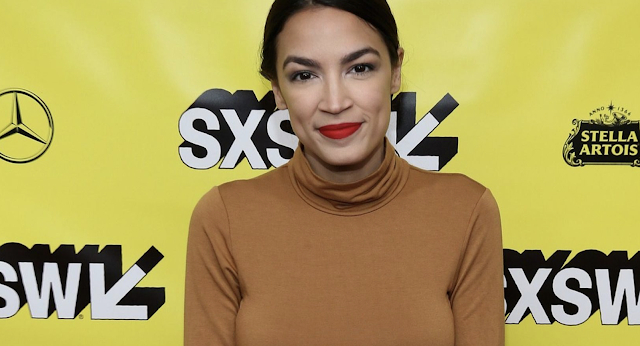Ocasio-Cortez says she isn't worried about the rise of workplace robots
