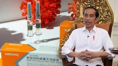Jokowi: Pandemi COVID-19 Belum Berlalu, tapi Indonesia Mampu Kendalikan