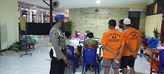 Cegah Penyebaran Covid pada Tahanan, Polres Pelabuhan Makassar kembali berikan Vaksin