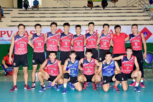 Thành công kỳ lạ của đội bóng nam VLXD Bình Dương