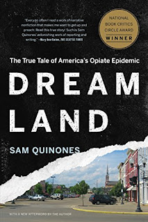 cover of Dreamland by Sam Quinones
